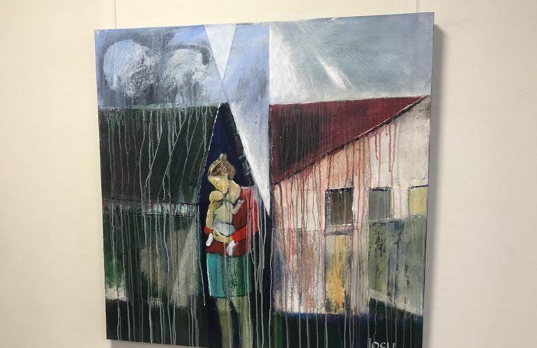 IMG 0387 770x500 - Rathaus Galerie in Goldach - Vernissage mit Ausstellung der Werke von Josy Murer - Begrüssung vom 24. Oktober 2018